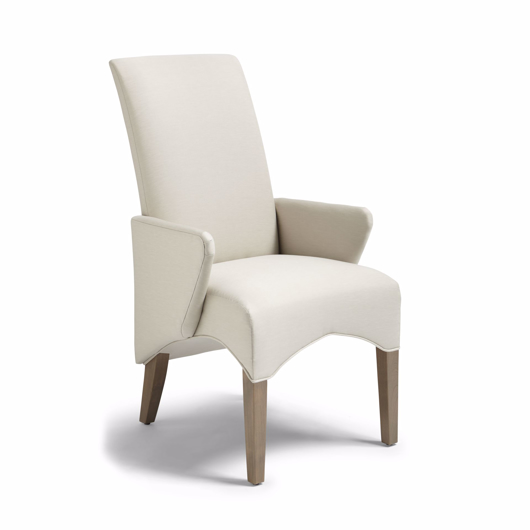 Picture of GIORGIO ARM CHAIR