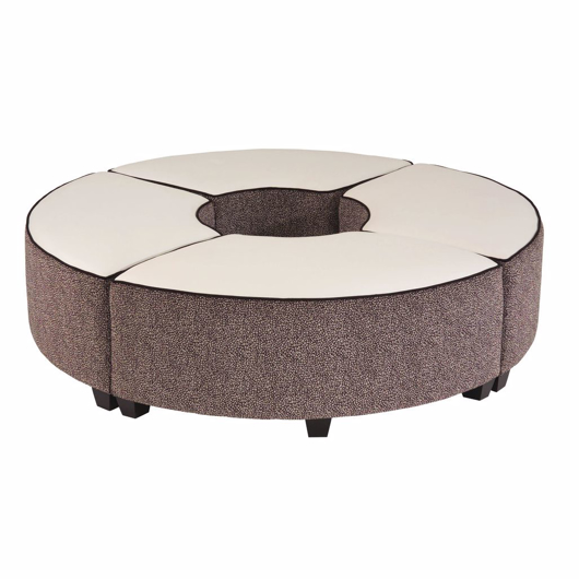 Picture of Harper Bench Ottoman  - DISC