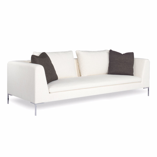 "Picture of PESARO SOFA, INCL 2-21"" BOXED TOSS PILLOWS"