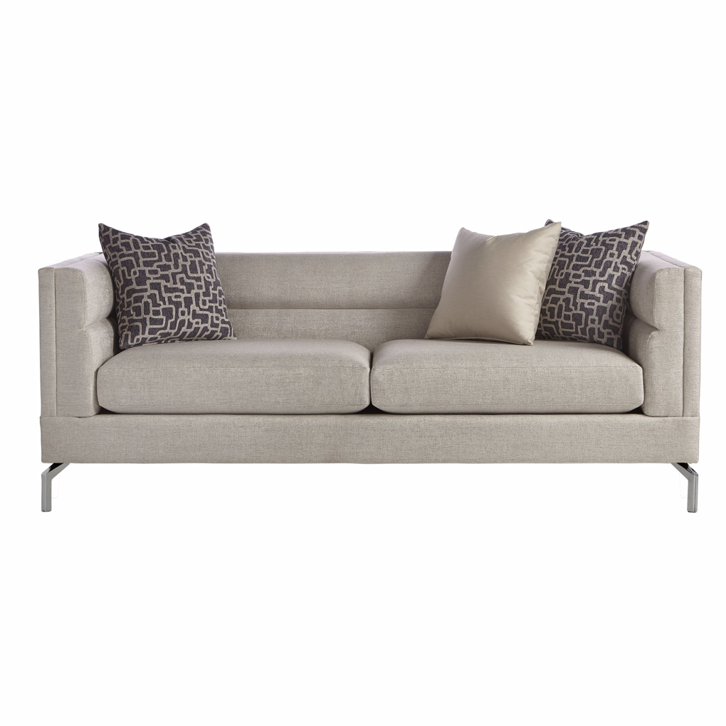 """Picture of SCARLET SOFA, INCL 3-20"""" KNIFE EDGE PILLOWS"""