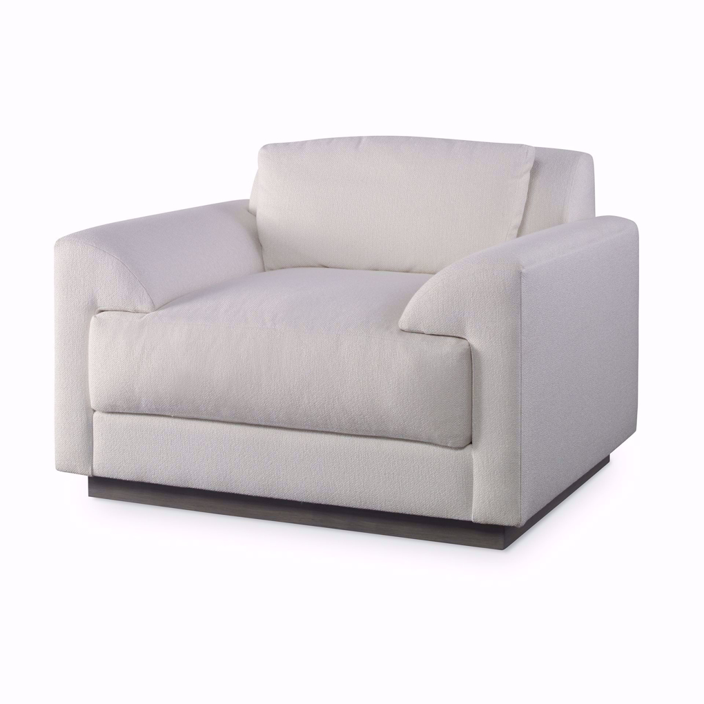 Picture of Bohemian Accent Chair - Lazar Modern